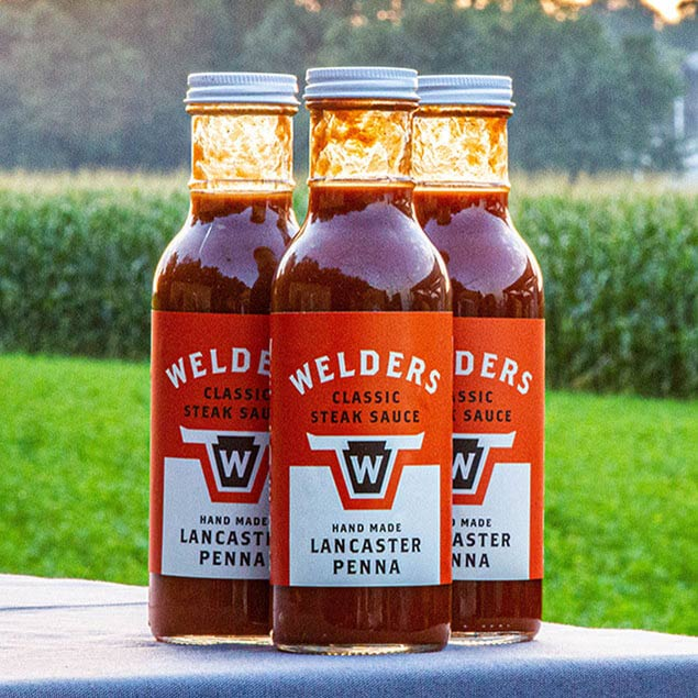 Classic Steak Sauce 1 Case 12 12 Oz Bottles Welder S Steak Sauce