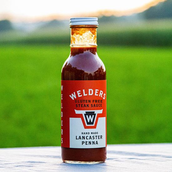 gluten free steak sauce 12 oz bottle